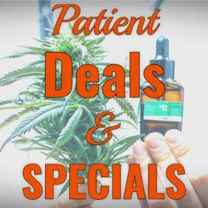 Patient Deals and Specials
