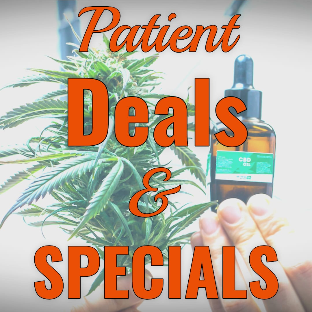 Patient Deals and Specials